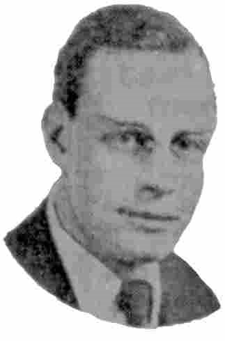 Clinton H. Stagg - Creator of the first blind fictional detective